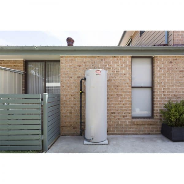 Dux Proflo 125L 1.8kW Electric Storage Water Heater-installed