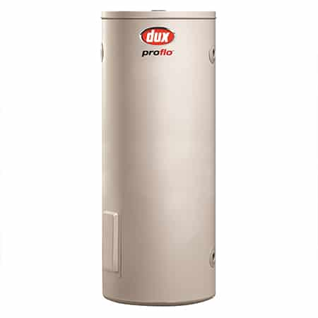 Dux Proflo 400L 3.6kW Electric Storage Water Heater-cutout