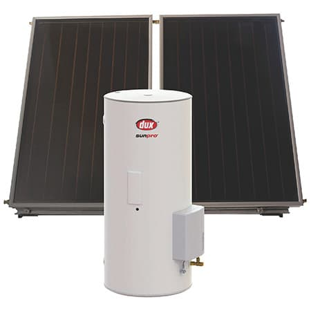 dux-sunpro-250l-3-6kw-solar-electric-boost-hot-water-system-main-photo